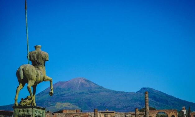 Pompei Scavi, si riapre il 27 aprile