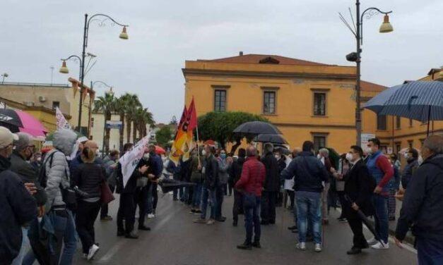 Pompei: protesta del comparto turistico, con qualche assenza…