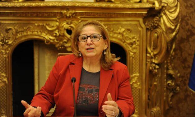 Frana a Sarno, Villani consegna la lettera del sindaco a Draghi