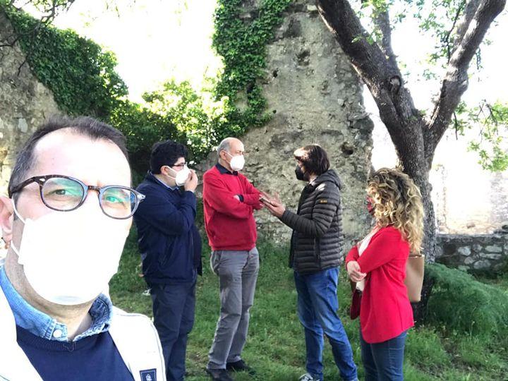 Nocera Inferiore: Scabec e le speranze per il Castello Fienga