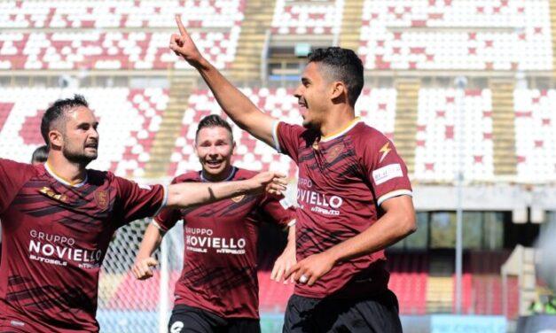 Salernitana: la Serie A dista 3 punti, quelli di Pescara lunedì prossimo
