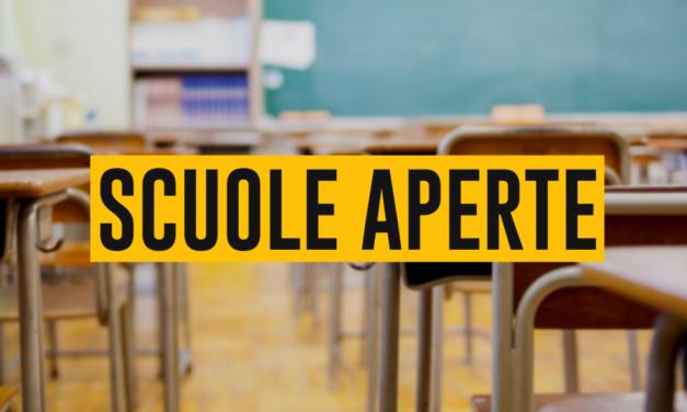 Associazione scuole aperte Campania: si facciano tamponi molecolari ovunque