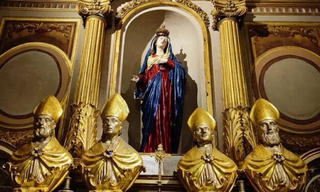 """""""L'arte eterna"""" nella basilica di San Giovanni Maggiore"""
