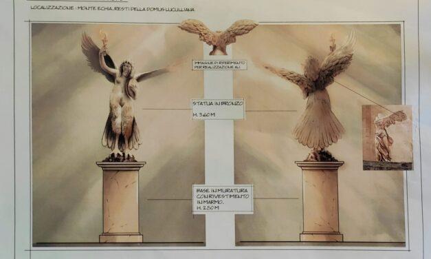 Una sirena sul monte Echia: la suggestiva idea di una statua di Partenope alta sei metri per accogliere chi arriva dal mare