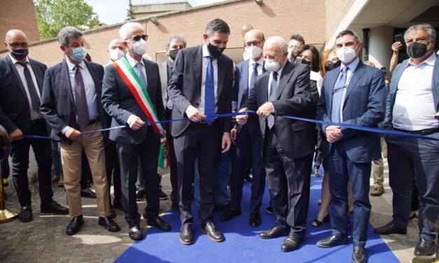 Apre il museo del Parco Nazionale del Vesuvio a Boscoreale
