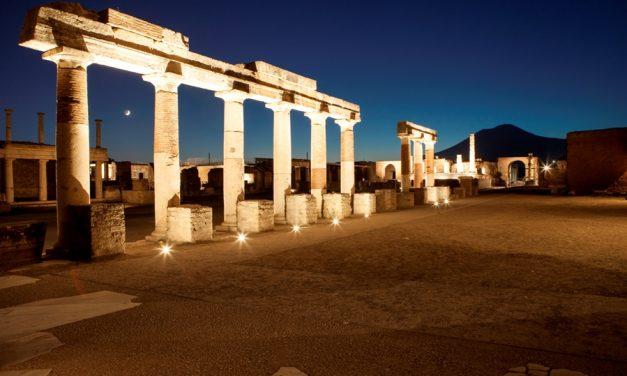 Notte Europea dei Musei: Pompei apre anche i granai.