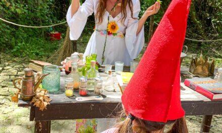 Strambosco: l'educazione Montessori tra fate, gnomi e natura
