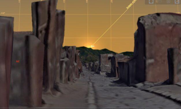 Il solstizio d'estate nell'antica Pompei