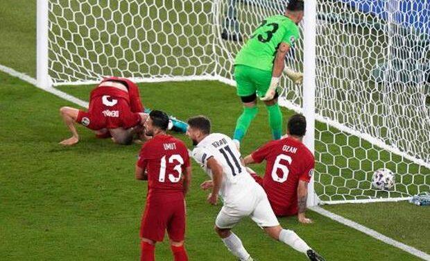Europei, Italia-Turchia 3-0, canta Campania con Immobile e Insigne