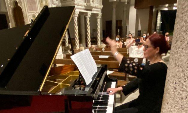 Ravello, primo evento dell'anno con la Festa della Musica diretta dal maestro Colomba Capriglione