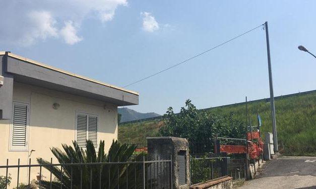 Castel San Giorgio: tutti con Filomena, quella casa non va abbattuta