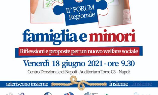 """""""Famiglia e Minori"""" al via il Forum regionale con la ministra Bonetti"""
