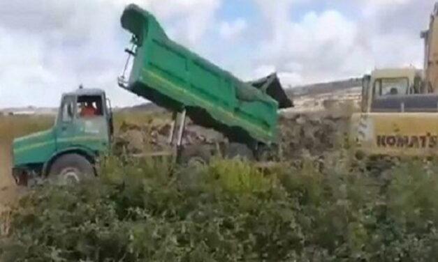 Angri/Scafati/Sant'Antonio Abate, e dopo gli svincoli, anche stoccaggio abusivo di rifiuti speciali ?