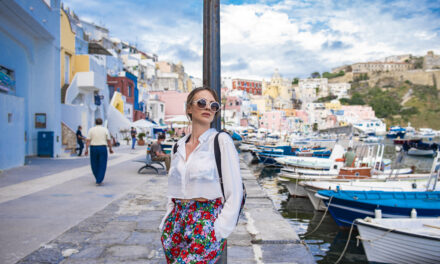 Cultura Procidana Sunglasses: una linea di occhiali dedicata all'isola Captale della Cultura 2022
