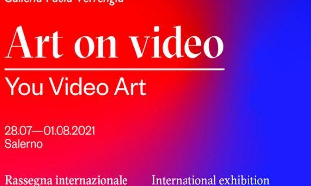 Art on video, a Salerno una rassegna di video artisti contemporanei dal 28 luglio al 1 agosto
