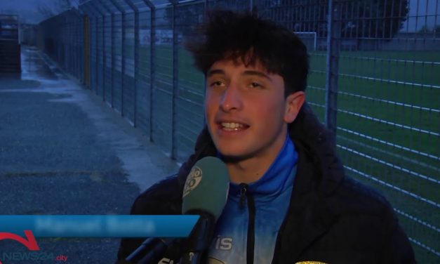 Calcio, Castel S.Giorgio: Manuel Botta, mezzala classe 2002 pronto per il salto di categoria