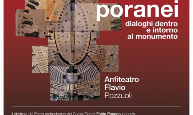 Anfiteatri Contemporanei, dialoghi nei sotterranei dell'anfiteatro di Pozzuoli
