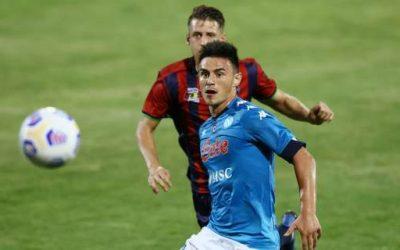 Calcio d'Estate: il Napoli vince in rimonta