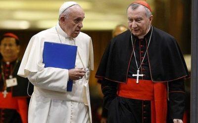 Parolin: a Pagani per S.Alfonso e forse anche per Francesco