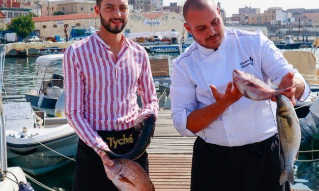Roccapiemonte: apre TYCHE', il cibo dei sogni, il progetto di Attianese diventa realtà
