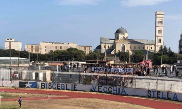 Serie D: Bisceglie-Nocerina 0-0, poca roba, è ancora calcio estivo