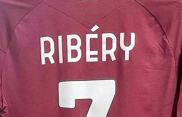 Salernitana: Ribery sembra Di Bartolomei