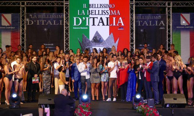 Il bellissimo e la bellissima d'Italia: Ermelgildo De Giulio e Cristina Palumbo