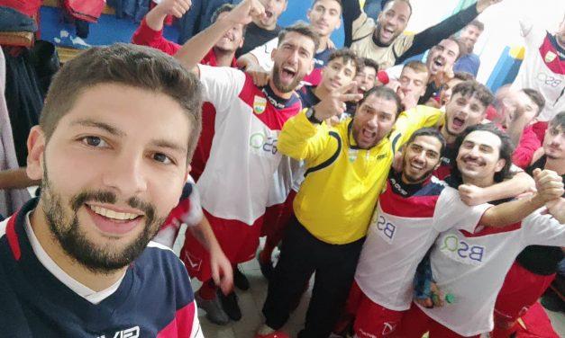 Promozione, la Rocchese vince il derby col Nocera Superiore. Prima Categoria, pari Fidelis Agro ad Angri