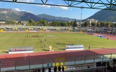 Serie D: Nocerina-Nardò 2-0, vittoria firmata da Dammacco e Simonetti