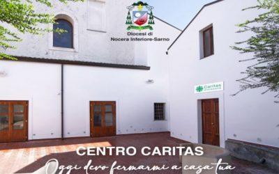 La diocesi di Nocera Inferiore-Sarno si arricchisce di un centro Caritas.