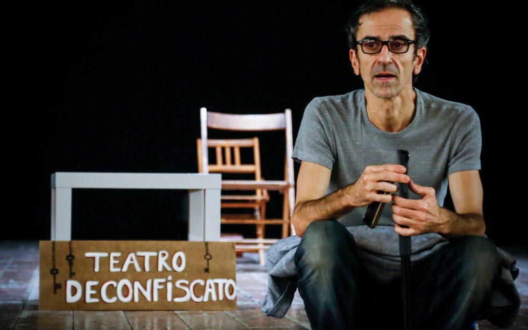 Teatro in luoghi confiscati alla camorra: La Masseria Ferraioli di Afragola diventa palcoscenico